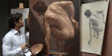 Tečaj crtanja i slikanja akta