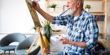 Tečaj crtanja i slikanja za umirovljenike